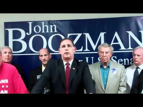 Rep. John Boozman defends his record on veterans