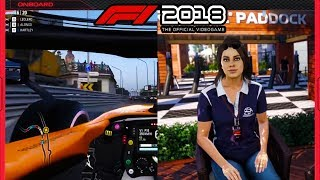 F1 2018 CODEMASTERS GAMEPLAY Vandal