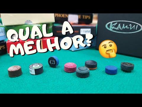 Solas para Snooker e Sinuquinha, qual a melhor?