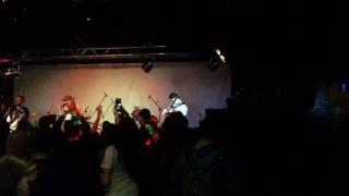 Смотреть видео NATRY - Паника (live in АфишА, 09.12.2016) онлайн