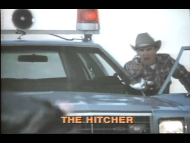 The Hitcher Trailer 1986