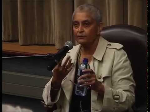 TLHEC8 - Workshop with Prof Gayatri Spivak