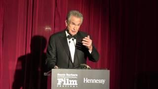2016 Kirk Douglas Award Honoring Warren Beatty - Warren Beatty Speech