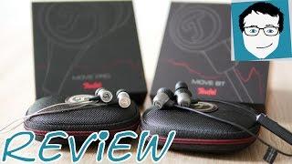 Teufel Move Pro und Move BT In Ear Kopfhörer Review