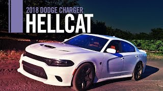 2018 Dodge Charger SRT Hellcat Review Test Drive