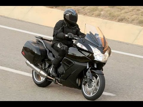 2015 triumph trophy se touring adventure - youtube