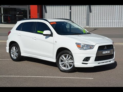 Mitsubishi ASX 30th Anniversary Edition 2011 for sale @ Newcastle Vehicle Exchange
