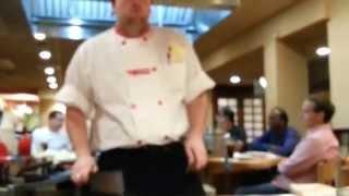 Kanki Japanese teppanyaki Crabtree mall raleigh