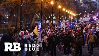 Report says members of Congress, White House officials met with organizers of January 6th protest