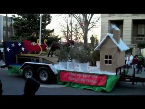 Shelbyville (Tenn.) Christmas Parade 2011