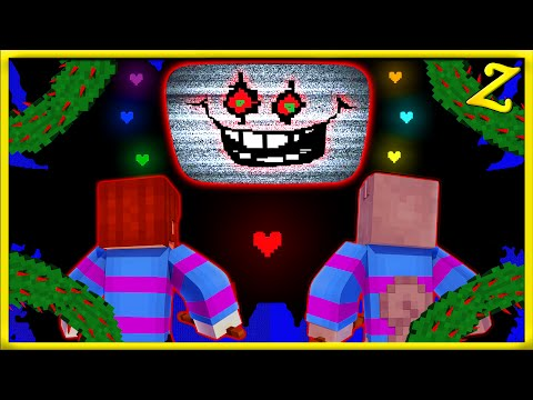 KILL OR BE KILLED!! | Minecraft Omega Flowey Fight!