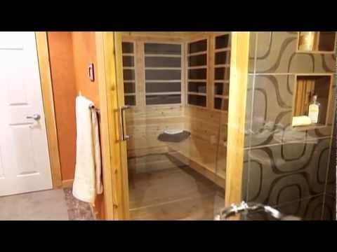 DIY Infrared Sauna Rooms for Home - Build a Carbon Fiber Infrared Sauna Room