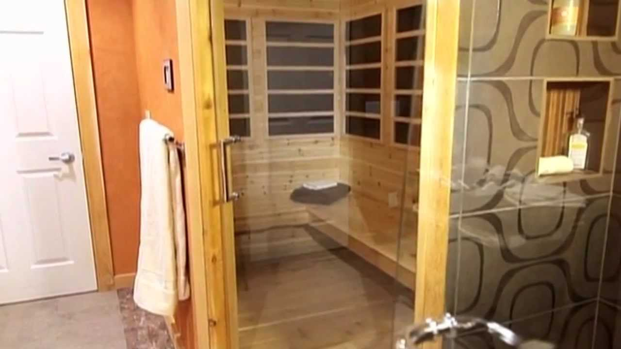 Genial DIY Infrared Sauna Rooms For Home   Build A Carbon Fiber Infrared Sauna  Room   YouTube