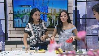 Tips Ririn Dwi Ariyanti Agar Tidak Terpeleset Pakai Sendal Baru
