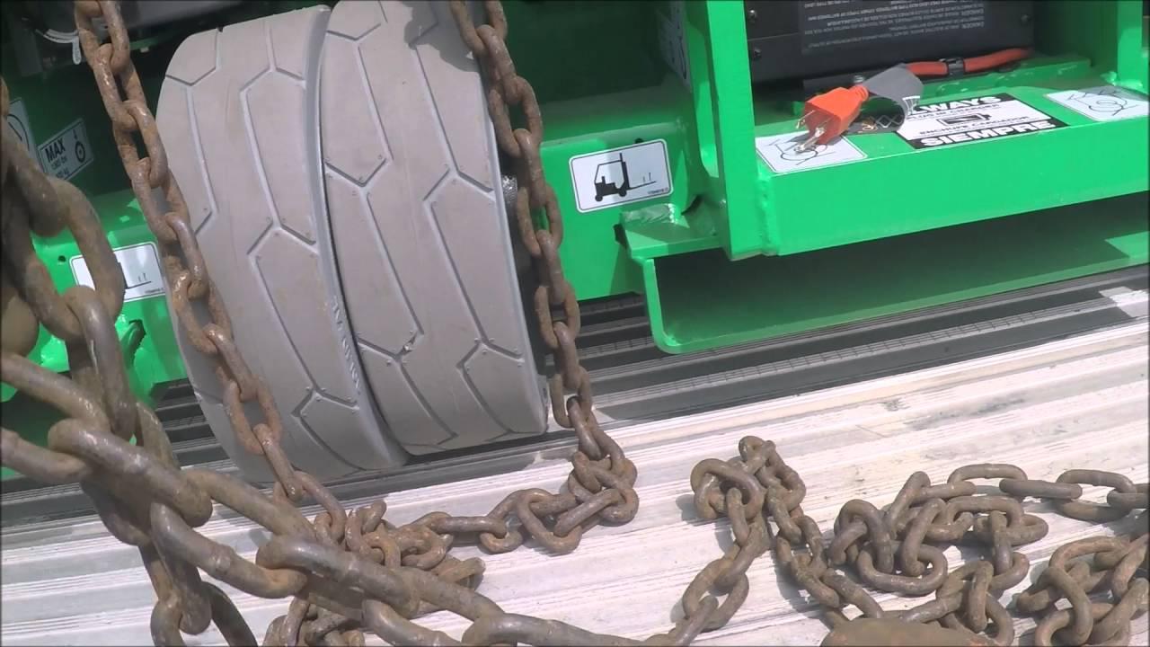 Chaining Scissor Lifts Youtube