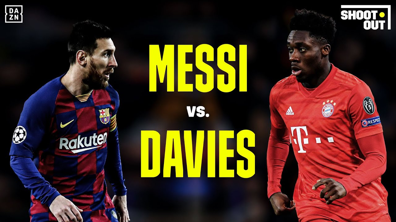 Lionel Messi vs. Alphonso Davies: A Huge Moment In Canadian Sport History