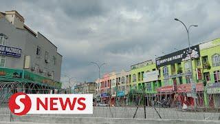 Enhanced MCO for Taman Mesra, Plaza Hentian and Medan 88 lifted