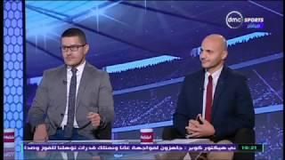 بطولة كاس العالم العسكرية - تحليل احمد عفيفي لهدف عمرو مرعي في مرمى الجزائر
