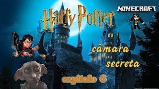 harry potter ea camara secreta no minecraft-cap 6