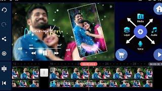 How to create trending lyrical WhatsApp status editing videos, WhatsApp lyrical status videos Telugu