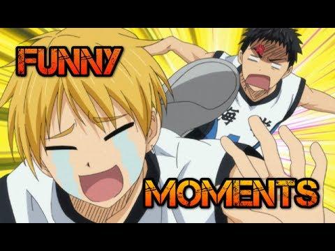 Kuroko no Basket Funny Moments [3]