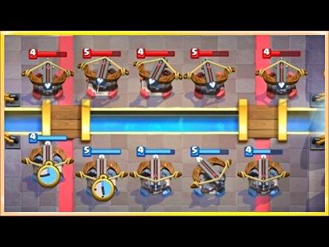 Clash Royale Ce Deck Est Farfelu Pekka Et Arc X