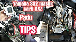 Yamaha SS/SS2 pasang karburetor yamaha RXZ.