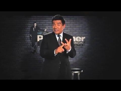 George Lopez Punchliner Comedy Club Commercial YouTube - Punchliner comedy club