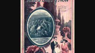 Isham Jones and his Orchestra - Who's Sorry Now (1923)