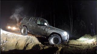 К нам вернулась старая Land Cruiser 100 + как всегда грязь)
