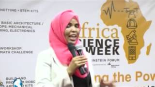 Africa Science Week Mogadishu 13th October, 2018