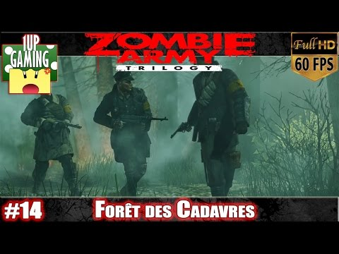 Zombie Army Trilogy  - 14. Forêt des Cadavres | Let's Play {Xbox One/PS4} Gameplay FR