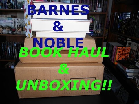 barnes-&-noble-|-book-haul+unboxing!!!