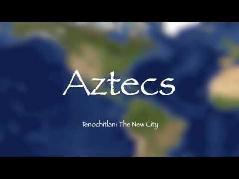 Tenochitlan (New Aztec City)
