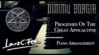 Dimmu Borgir - Progenies Of The Great Apocalypse (Piano Version)