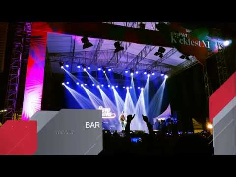 Taifun - Barasuara Live Music Concert in Bandung Kickfest 2017 || Part 2