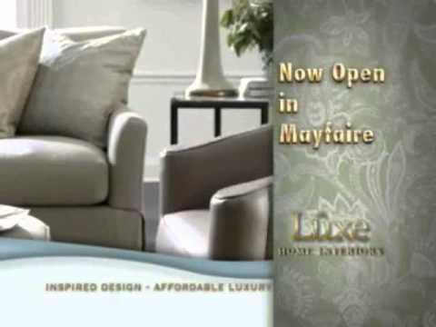 "Luxe Home Interiors - ""Generic"" - TV Spot (2)"