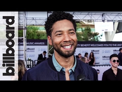 Jussie Smollett on Going from 'Empire' to 'Alien: Covenant' | Billboard Music Awards 2017