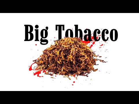 The Tobacco CONSPIRACY: How Big Tobacco has undermined global efforts to stop illegal smuggling