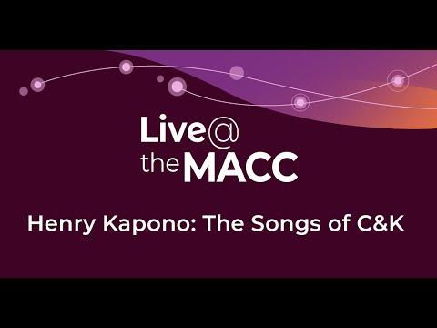 Henry Kapono- The