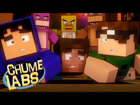 Minecraft: FIVE NIGHTS AT GUTIN'S! (Chume Labs 2 #3)