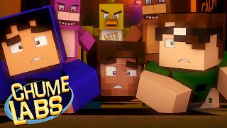 Minecraft: FIVE NIGHTS AT GUTIN