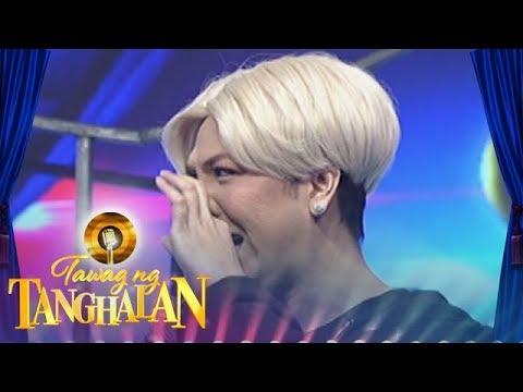 Tawag ng Tanghalan: Vice Ganda's new hairstyle