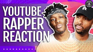 RAP COACH Reacts To KSI DISS TRACK! (Music Reaction)
