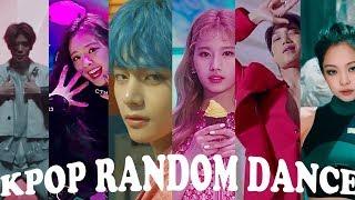 KPOP RANDOM DANCE CHALLENGE 2019