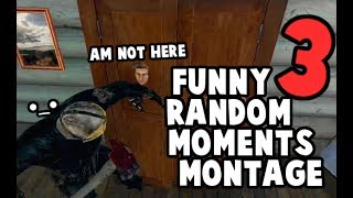 Friday the 13th funny random moments montage 3