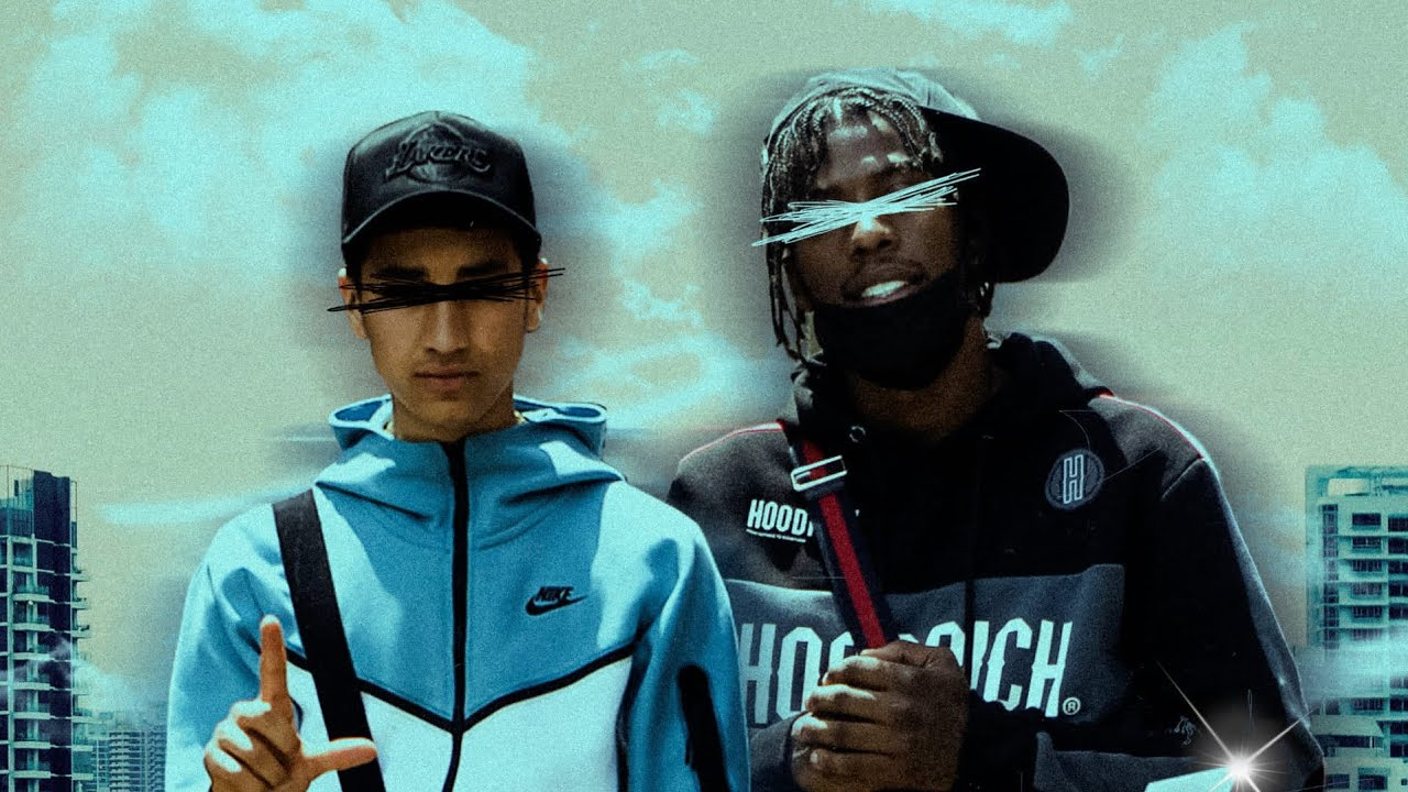 Download Savage x Aiman JR - Black Airforces 🏾🏼 [MUSIC VIDEO] Prod By Pache |  #UKDRILL x #SPANISHDRILL