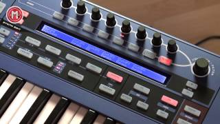 Novation Ultranova - Synthesizer - Test