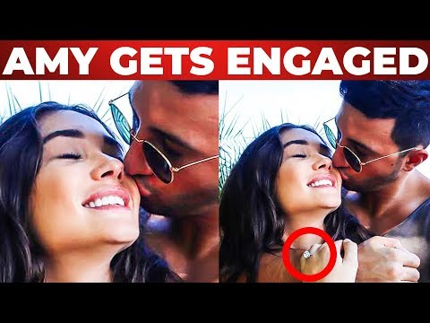 BREAKING: Amy Jackson Gets Engaged!
