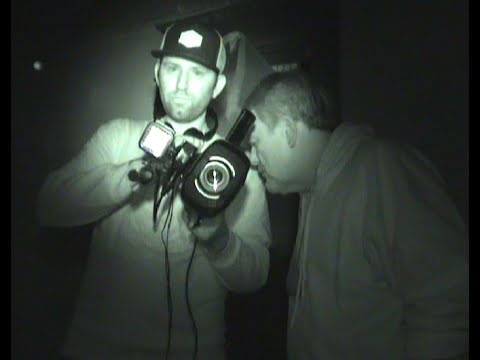Evil Ghost Threatens Investigator Creepy Haunted Hill House